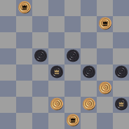 Русские шашки - 64 - Страница 4 13454590975