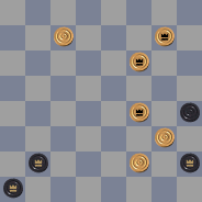 Русские шашки - 64 - Страница 4 13454736008