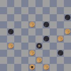 18 Чемпионат РБ по шашечной композиции. Стоклеточные шашки. 14619641502