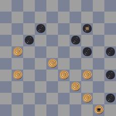 18 Чемпионат РБ по шашечной композиции. Стоклеточные шашки. 14619642285