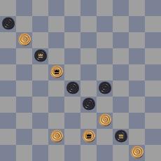 18 Чемпионат РБ по шашечной композиции. Стоклеточные шашки. 14619643077