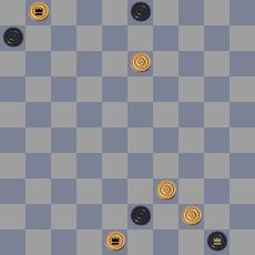 18 Чемпионат РБ по шашечной композиции. Стоклеточные шашки. 14619645556
