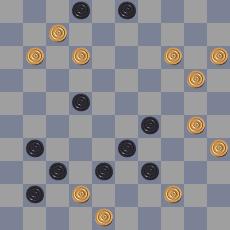18 Чемпионат РБ по шашечной композиции. Стоклеточные шашки. 14657261794