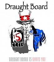 Draught board 15 wants you